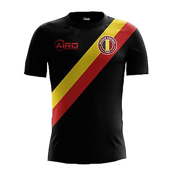 2018-2019 Belgium Third Concept Football Shirt (Kids)