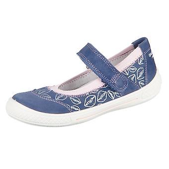 Zapatos de los cabritos de Superfit Tensy agua Multi terciopelo 20010589 universal