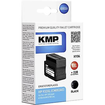 KMP Ink replaced HP 932, 932XL Compatible Black