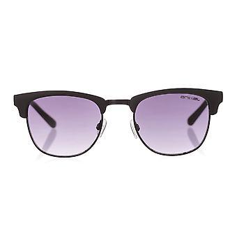 Animal Sheen Sunglasses - Matte Black / Smoke