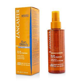 Sun skjønnhet Dry Oil rask Tan Optimizer SPF50 - 150ml / 5oz