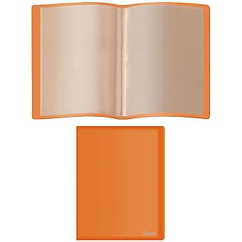 Dohe Folder 40 Covers A4 Orange (Babies and Children , Toys , School Zone)