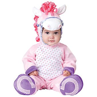 Pretty Lil' Pony Pink Animal Deluxe Toddler Girls Costume