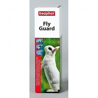 Animal pequeño de beaphar, conejo protección Flyguard 75 ml x 3 pack