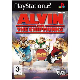 Alvin et les Chipmunks (PS2)