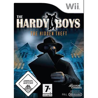 The Hardy Boys The Hidden Theft (Wii) - Factory Sealed