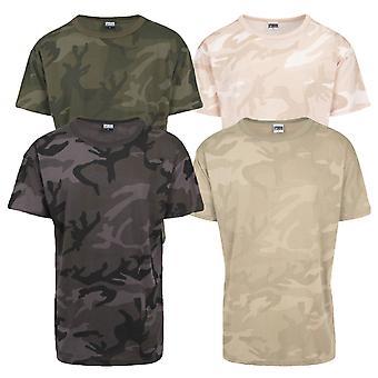 Urban Classics T-Shirt Camo Oversized