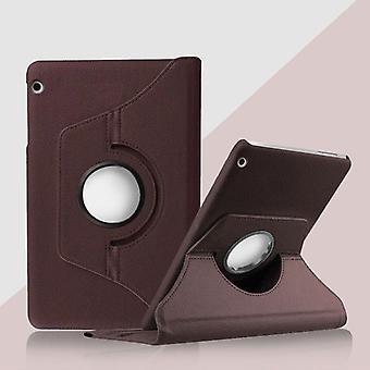 Per Huawei MediaPad M5 8.4 borsa sleeve Custodia cover titolare protezione marrone nuovo