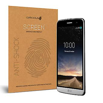 Celicious Impact Anti-Shock Shatterproof Screen Protector Film Compatible with LG Ray