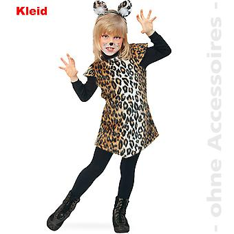 Cat costume kids wild cat Leopard dress big cat Leopard child costume