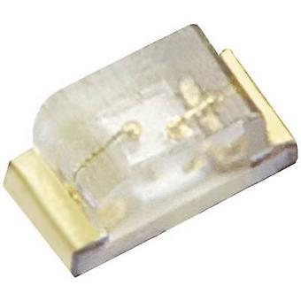 Kingbright KPHHS-1005QBC-D-V SMD LED 0402 Blue 60 mcd 120 ° 20 mA 3.3 V