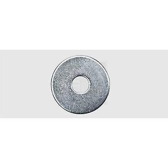 Mudguard repair washer Inside diameter: 8.4 mm M8 Steel zinc plated 100 pc(s) SWG