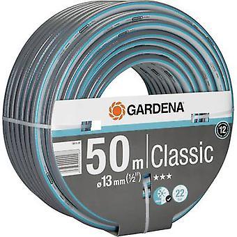 Garden hose 13 mm 1/2  50 m Grey, Blue GARDENA
