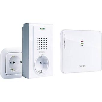 m-e modern-electronics 41017 Wireless door chime Complete set