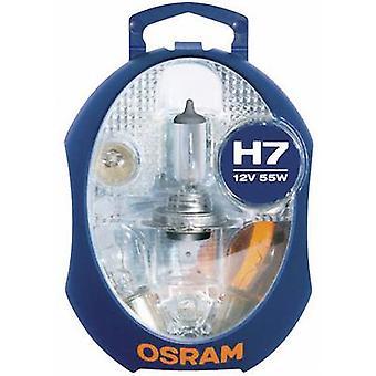 OSRAM Halogen bulb Original Line H7, PY21W, P21W, P21/5W, R5W, W5W 55 W