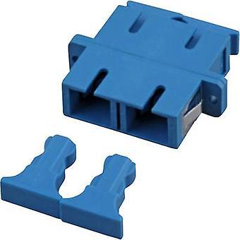 FO connector EFB Elektronik 53316.3 Blue