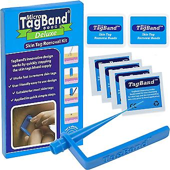 Deluxe Micro TagBand Skin Tag Remover Kit with Extra Bands & Retainer