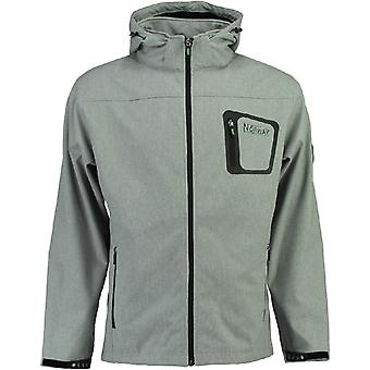 Geographical Norway Softshell jacket - TEXSHELL light grey