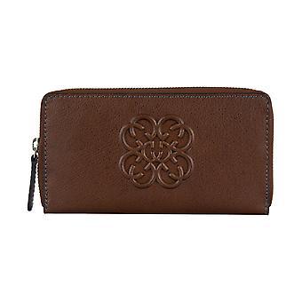 Gerry Weber Malaga leather zipper purse wallet 4080003467