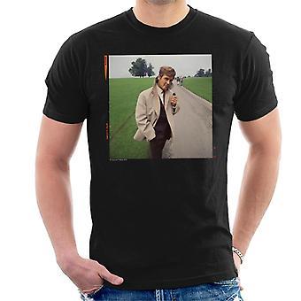 TV Times Roger Moore Park passeggiare t-shirt di 1968 uomini
