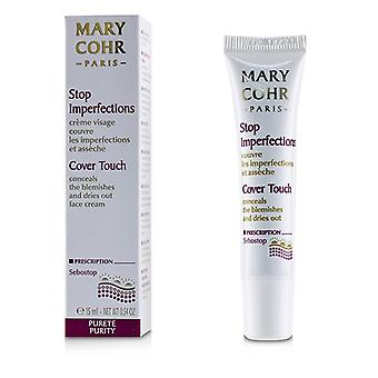 Mary Cohr Stop Imperfections Cover Touch 15ml/0.54oz