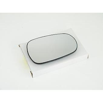 Left / Right Mirror Glass (heated) & Holder for Nissan MICRA 2003-2010