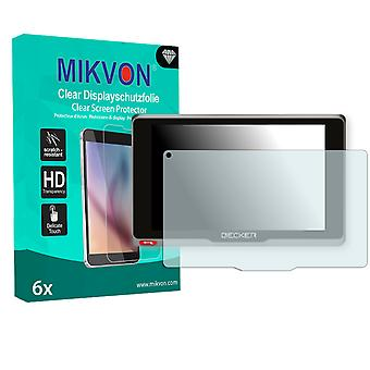 Becker Active.5 sl Screen Protector - Mikvon Clear (Retail Package with accessories)