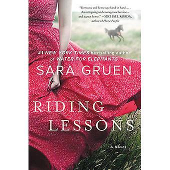 -Powieści Sara Gruen - lekcje jazdy konnej 9780061241086 dokonać rezerwacji