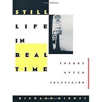 Stillleben in Real-Time - Theorie nach Fernsehen von Dienst - Richard /