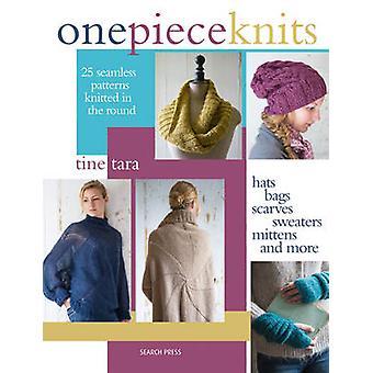 Une pièce de tricots - 25 sans couture patrons pour tricoter en rond - chapeau
