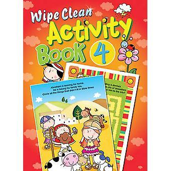 Limpiar a limpia actividad libro - BK. 4 por Juliet David - Marie Allen - 97818