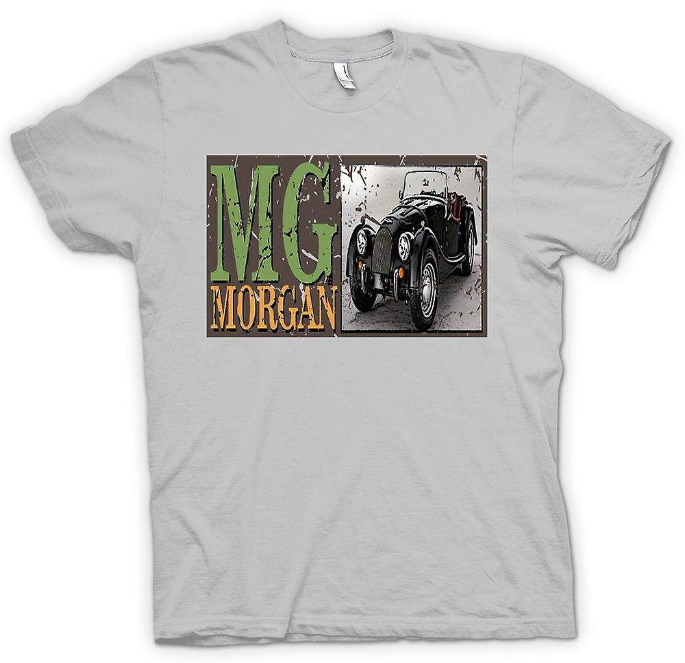 Mens T-shirt - Mg Morgan Classic