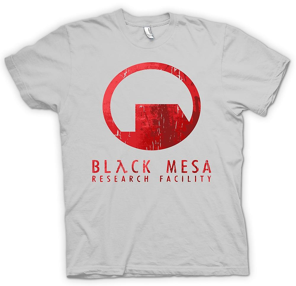 Herr T-shirt - Black Mesa Research Facility BMRF - Gamer