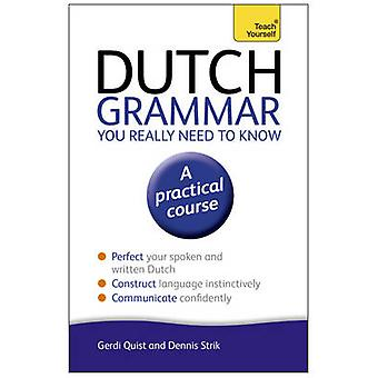 Dutch Grammar You Really Need to Know - Teach Yourself (2nd Revised ed