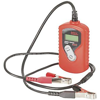 TechBrands 12VDC Lead Acid Battery Tester