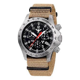 KHS watches mens watch platoon chronograph LDR KHS. PCLDR. NT