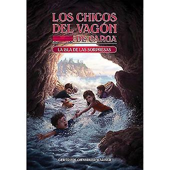 La Isla de Las Sorpresas (Spanish Edition) (Boxcar Children Mysteries)