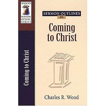 Preek contouren op het komen tot Christus (preek contouren