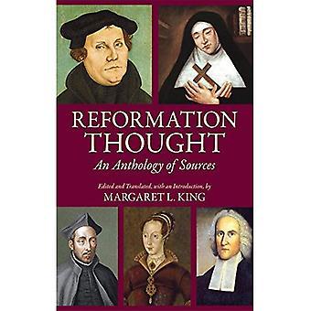 Pensamiento de la reforma: Una antología de fuentes
