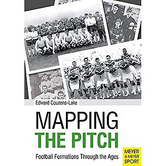 Mapping the Pitch Football Formations Through the Ages