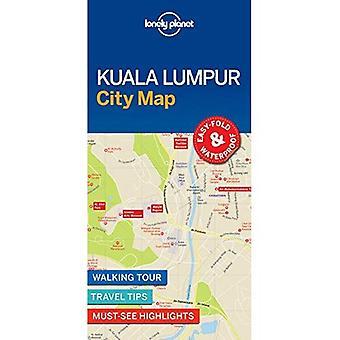 Lonely Planet Kuala Lumpur�City Map