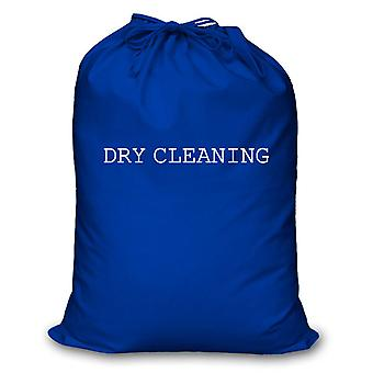 Blue Laundry Bag Dry Cleaning