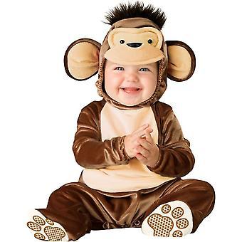 Scimmia prezioso abito Costume