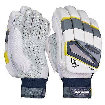 Kookaburra 2019 Nickel 2.0 Cricket Batting Gloves White/Grey