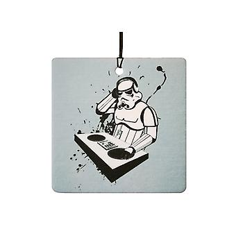 DJ Stormtrooper Car Air Freshener