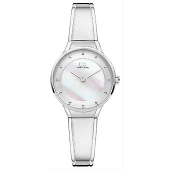 Danish Design Chic Anthea Mother of Pearl Watch - Silver