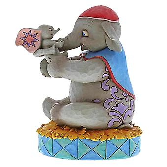 Disney Traditions Mrs Jumbo and Dumbo 'A Mother's Unconditional Love' Figurine
