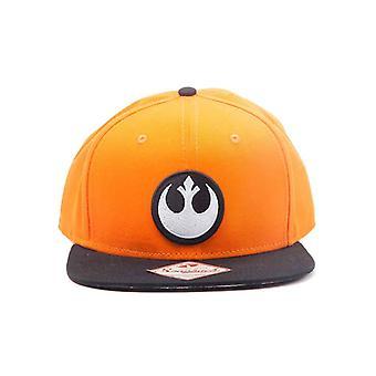 Star Wars le logo de la résistance Snapback Cap