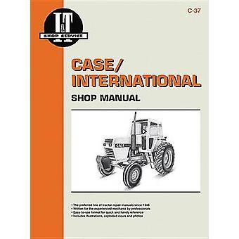 Case Shop Manual C-37 2090 2094 2290 2294+ by Penton - 9780872886049