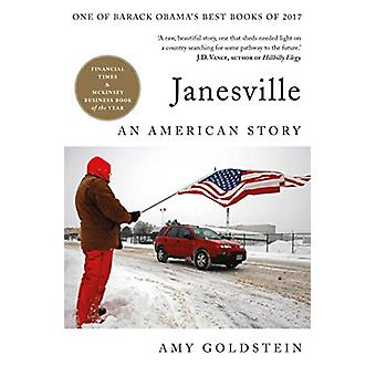 Janesville - An American Story - 9781501199752 Book